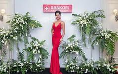 H'Hen Niê tự hào trở thành đại sứ ra mắt thương hiệu Sankom Thụy Sĩ tại Việt Nam