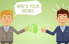 Đừng giận ai đó vì không cho mình vay tiền, họ chỉ đang sợ mất đi một người bạn mà thôi!