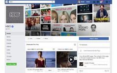 Facebook muốn người dùng xem HBO trên Facebook