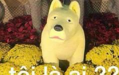 """Biểu tượng gia đình nhà chó """"hờn cả thế giới"""" đã được tạo hình lại"""