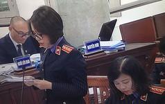 Ông Đinh La Thăng bị đề nghị 18-19 năm tù giam Pháp luật