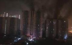 Bộ Xây dựng lên tiếng vụ chung cư Carina Plaza cháy làm 13 người chết