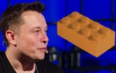 Elon Musk dùng đá đào được từ đường hầm của mình chế tạo gạch xây dựng, có thể tháo lắp như đồ chơi LEGO giúp giảm thời gian thi công