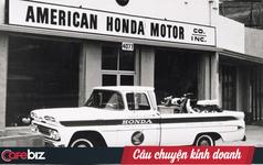 """""""Những người tử tế nhất sẽ chạy Honda"""": Slogan giúp Honda tăng 12 lần doanh thu, """"sút"""" văng Harley-Davidson để chiếm thị trường Mỹ khó tính"""