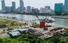 Sắp khởi công dự án Quảng trường Trung tâm và Công viên bờ sông Thủ Thiêm