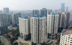 Ngộp thở ở các khu chung cư dày đặc, chọc trời giữa Thủ đô