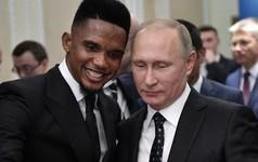 Chùm ảnh: Khi các lãnh đạo thế giới cũng selfie