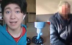 """Youtuber Trung Quốc phải đền bù 820 triệu đồng, đối mặt án tù 2 năm vì """"prank"""" người vô gia cư bằng bánh Oreo nhân kem đánh răng"""