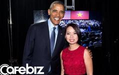 Cựu nữ sinh Lê Hồng Phong giành học bổng Stanford danh giá, làm MC trong sự kiện Tổng thống Obama và xây dựng chuỗi trung tâm tiếng Anh được Mekong Capital rót 4,9 triệu USD