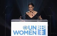 """Bài phát biểu về nữ quyền của công nương Meghan Markle: """"11 tuổi, tôi đã tạo ra được một ảnh hưởng nhỏ nhờ việc đấu tranh cho quyền bình đẳng"""""""