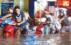 Vì sao TPHCM cứ mưa là ngập?