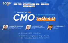 CMO và bài toán tăng trưởng thời 4.0: Bứt phá và thúc đẩy tăng trưởng hay Bị loại bỏ khỏi thị trường?