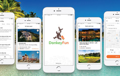 Donkey Fun - Kẻ thách thức mới ở thị trường du lịch số và thương mại điện tử