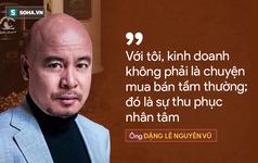 """Đặng Lê Nguyên Vũ lần đầu nói về khát vọng """"khai sáng, giúp nhân gian thoát khỏi đau khổ, đói nghèo, bệnh tật"""""""