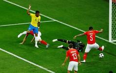 World Cup 2018: Xe tăng tuột xích, điệu Samba vô hồn