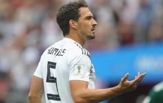 Tuyển Đức lục đục nội bộ sau trận thua sốc Mexico