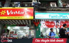 """Đại chiến cửa hàng tiện lợi: Vinmart+ đấu lại hàng loạt đại gia châu Á như B's Mart, 7-Eleven..., ngành bán lẻ Việt Nam bước vào """"đại dương đỏ quạch""""!"""