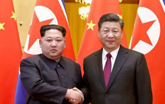 Ông Kim Jong Un sắp gặp ông Tập Cận Bình lần thứ ba