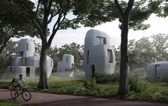 Hà Lan dùng công nghệ in 3D tạo hẳn cả một khu dân cư trong thời gian cực ngắn