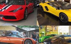 Những siêu xe độc nhất của giới đại gia Việt Nam