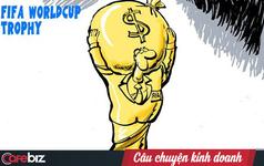 """[Case Study] World Cup – Sự kiện """"lỗ"""" nhất thế giới? Chi phí cao, rủi ro nhiều, chỉ có FIFA là """"hốt bạc"""""""