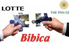 """Sau vài năm êm ấm, mẫu thuẫn lại """"bùng phát"""" giữa Lotte và ban lãnh đạo Bibica"""