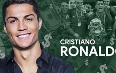 Cristiano Ronaldo kiếm và tiêu tiền như thế nào?