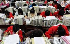 Không hề nương tay, gian lận thi cử ở Trung Quốc bị phạt đến 7 năm tù