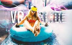 Công viên giải trí ở Đức ra mắt hệ thống đường ống trượt nước tích hợp VR đầu tiên trên thế giới