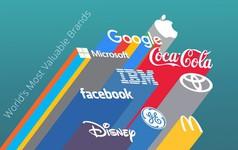 100 thương hiệu đắt giá nhất thế giới năm 2018