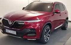 Xe VINFAST: Sedan dài như Audi A6, SUV to như BMW X5