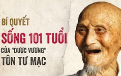 """""""Dược vương"""" sống 101 tuổi nhờ 10 bí quyết giản dị mà đẳng cấp: Mỗi điều đều đáng tâm đắc"""