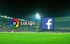 Sau Ngoại Hạng Anh, người hâm mộ bóng đá có thể xem La Liga miễn phí trên Facebook