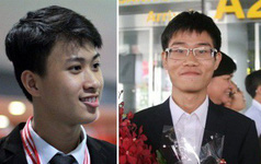 Đôi bạn từng giành 2 HCV Olympic Quốc tế dắt tay nhau nhận học bổng toàn phần của ĐH số 1 thế giới MIT