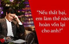 Vì sao trong Shark Tank mùa 2, Shark Nguyễn Xuân Phú không còn đặt câu hỏi quen thuộc với startup: Nếu thất bại, em làm thế nào hoàn lại vốn cho anh?