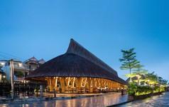 Chiêm ngưỡng vẻ đẹp của nhà hàng làm bằng tre tại Quảng Bình trên báo ngoại