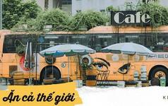 """Phát hiện quán cà phê bus cực nhiều góc """"sống ảo"""" ngay tại Hà Nội cho những ai còn băn khoăn cuối tuần không biết đi đâu"""