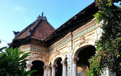 Căn biệt thự gần 100 tuổi được tháo dỡ dở dang ở Sài Gòn