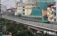 Ngày 20/9: Chạy thử toàn tuyến 5 chuyến tàu đường sắt Cát Linh – Hà Đông