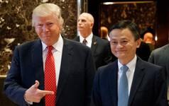 Từng bắt tay ông Trump khẳng định sẽ tạo ra 1 triệu việc làm cho nước Mỹ, giờ Jack Ma tuyên bố sẽ không giữ lời hứa nữa!