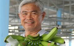 """""""Vua chuối"""" Huy Long An kể chuyện xuất khẩu sang Nhật: Tôi từng phải bay ngay sang Nhật để xem chuối bị thẹo, xấu ở đâu để khắc phục cho khách hàng"""