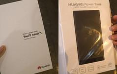 Chê iPhone pin yếu, Huawei cử nhân viên mang sạc dự phòng giá 72 USD tặng cho các iFan đang chờ mua iPhone mới
