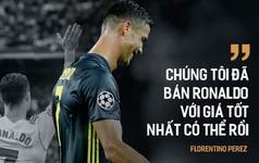 Sau những giọt nước mắt vinh quang, giờ là lúc Ronaldo rơi lệ vì bất lực