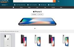 Lazada trực tiếp phân phối các sản phẩm Apple chính hãng tại Việt Nam