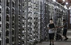 Dù giá bitcoin giảm một nửa thì đào bitcoin vẫn là nghề kiếm bộn tiền ở Trung Quốc