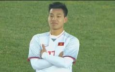 Vũ Văn Thanh - chàng cầu thủ với biểu cảm siêu cool khi sút vào quả penalty cuối đưa U23 vào chung kết!