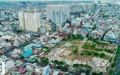 """Cận cảnh dự án Centa Park: Sau mở bán là """"trùm mền"""" suốt hơn một năm"""