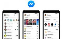 Người Việt cảm xúc lẫn lộn với giao diện mới của Facebook Messenger