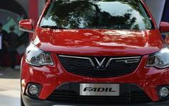 Cận cảnh mẫu ô tô mới ra mắt của VinFast: Đẹp không tì vết, nhiều lựa chọn màu sắc