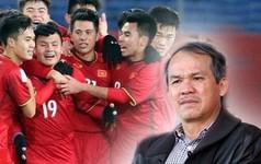 Bóng đá Việt Nam vượt Thái Lan qua lăng kính bầu Đức